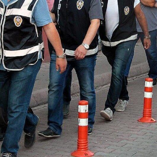 Mersin merkezli FETÖ operasyonu: 10 gözaltı