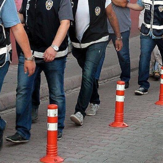 Amasya'da FETÖ operasyonu: 6 gözaltı