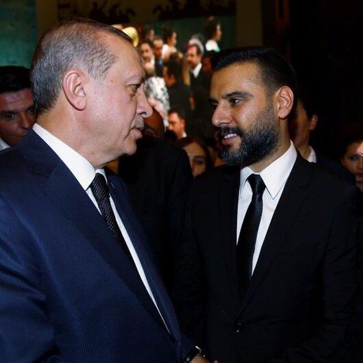 Alişan Cumhurbaşkanı Erdoğan'a verdiği sözü yerine getiriyor