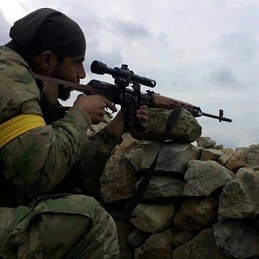 Azez'de ÖSO ve YPG arasında çatışma
