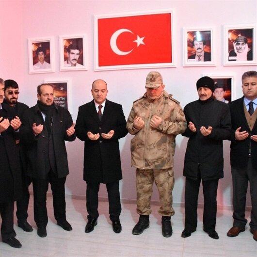 Mardin'de PKK tarafından katledilenler için anma töreni düzenlendi