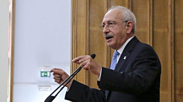Kılıçdaroğlu'ndan Kaşıkçı açıklaması: Komisyon kurulsun
