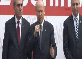 Bahçeli''nin yeni gafı: Ne AKP ne MHP