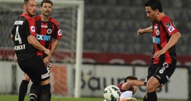 Gençlerbirliği: 1 - Sanica Boru Elazığspor: 2 (Maç