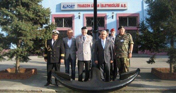 Alman ordusu Afganistan'dan Trabzon üzerinden çeki