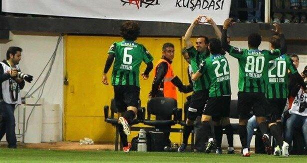 Beşiktaş'ta yıkım Akhisar'da direniş!