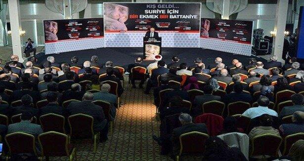 Suriyeliler için devlet millet el ele