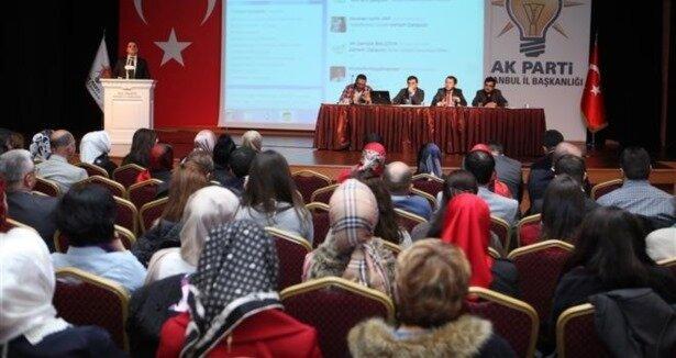 AK Parti İstanbul''dan sosyal medya atağı