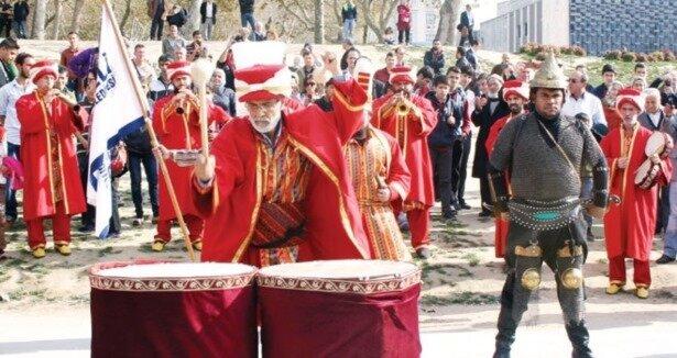 Mehter takımından 'Erdoğan' bestesi