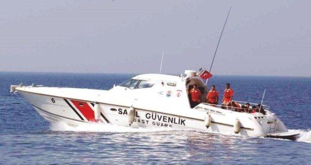 Ege''de Türk balıkçılara taciz