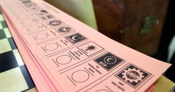 İstanbul'da 34 milyon oy pusulası