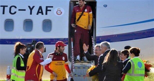 Galatasaray tarihe geçti