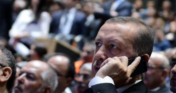 Erdoğan'dan Navaz Şerif'e taziye telefonu