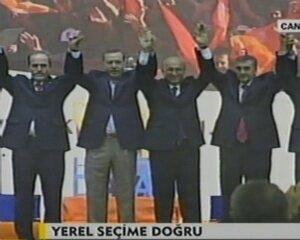 İşte AK Parti Belediye Başkan adayları