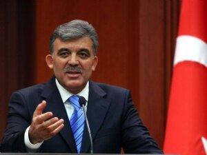 Gül'den Kamu Güvenliği Müsteşarlığı'na onay