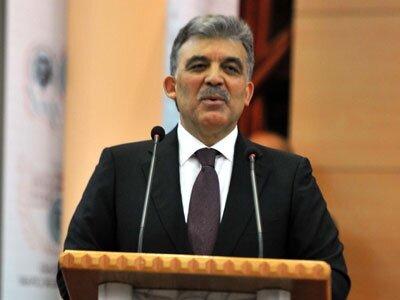 Cumhurbaşkanı Abdullah Gül'ün üç dileği ne?