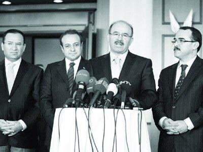 Anayasa paketi sol ve AK Parti