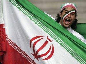 İran'ın tekbirli bayrağı artık yarıya inmeyecek