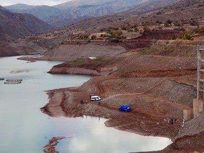 Erzincan'da Şemdinli izi
