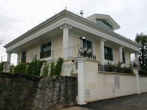 İşte Aslanlı Baron'un 10 milyon $'lık villası