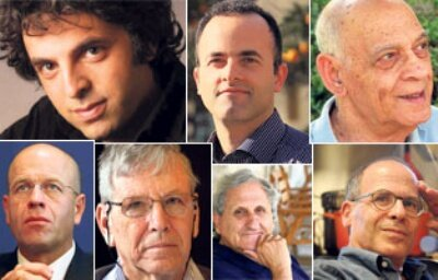 Israeli writers reflect on literature's role in pe