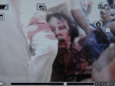 Ve Muammer Kaddafi öldürüldü