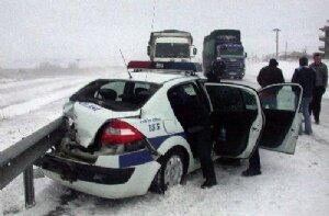 Emniyet teşkilatı polis araçlarına kasko istiyor