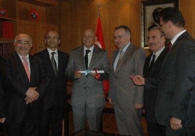 Tevfik Serdar Kültür Merkezi Trabzon'a hayırlı ols
