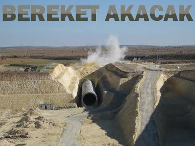 Suruç Tüneli dünyanın 5. büyük tüneli olacak