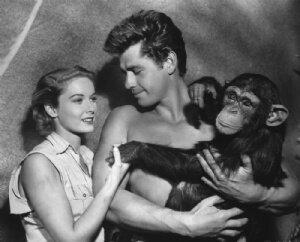 Tarzan'ın Çita'sı anılarını yazıyor