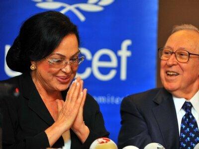 Şoray 'UNICEF- İyi Niyet Elçisi' oldu