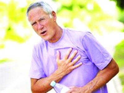 Kalp krizini bildiren cihaz