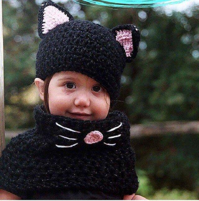 Шапка для костюма кошки