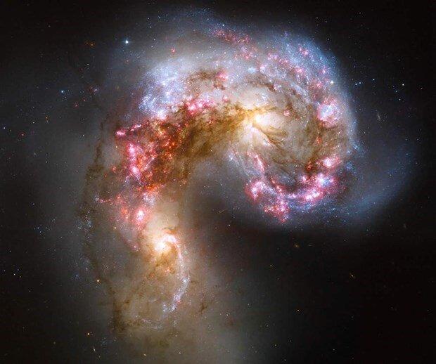 Nasa ile 13 milyar yıl öncesine gitmeye hazır mısınız?