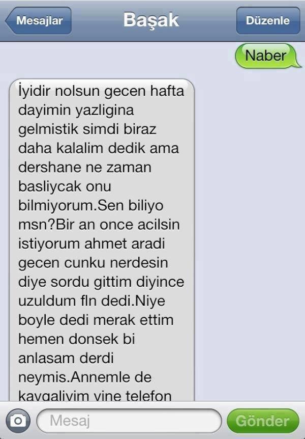 Sevgiliye Whatsapp Mesajları