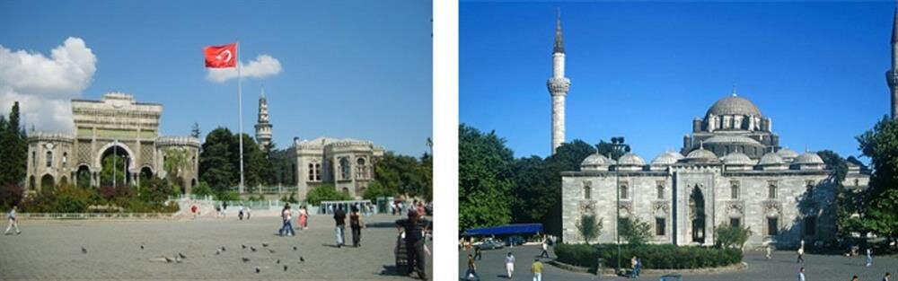 Şarkılara, şiirlere konu olmuş İstanbul'un 7 tepesi