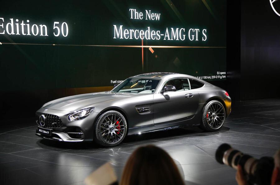 Mercedes, Detroit Otomobil Fuarı'nda efsane olmaya aday otomobiller tanıtıyor