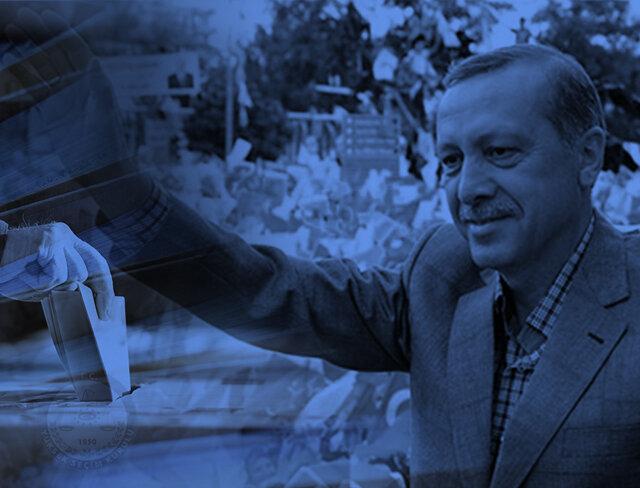 Başarının sırrı Erdoğan: 2011 genel seçimi