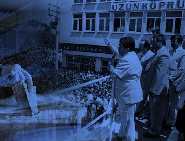 Siyasi yasakları halk kaldırdı:  1987 Referandumu