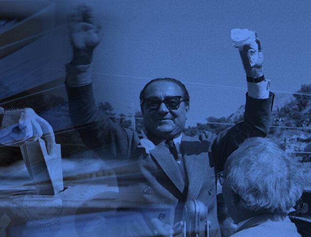 Kırılamayan rekor: 1954 genel seçimleri