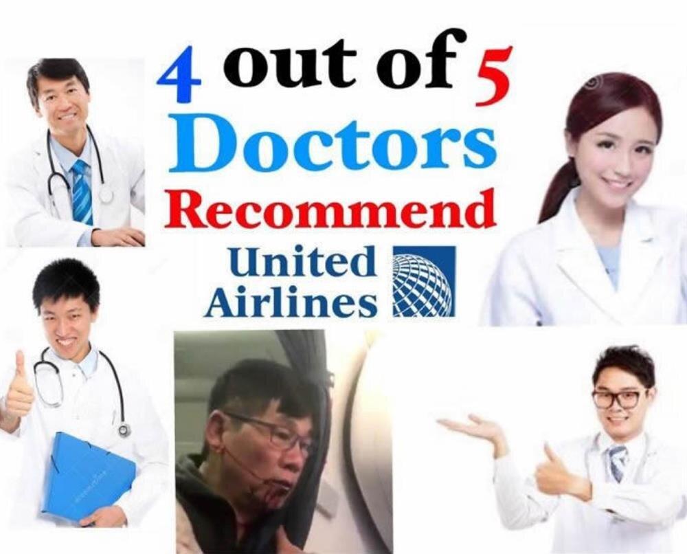 Mizahın acı intikamı: Yolcusunu döven United Airlines'ı yerin dibine sokan 11 paylaşım