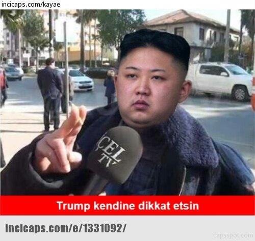 ABD vs. Kuzey Kore: Kapıda savaş varken bile güldüren 11 caps