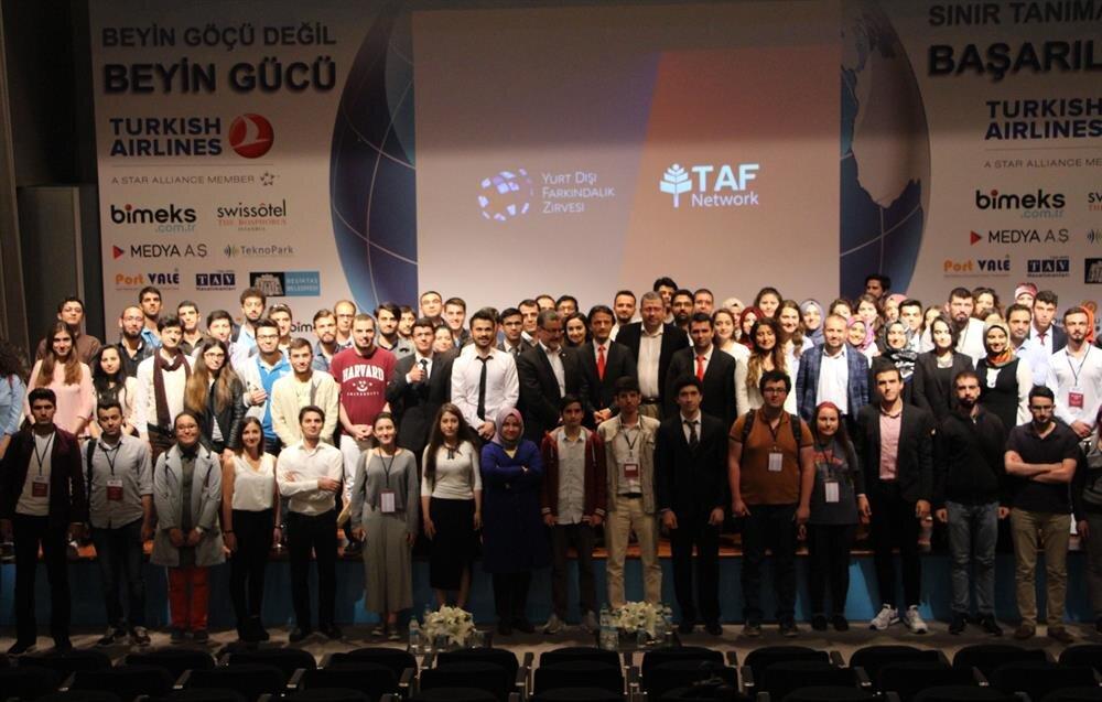 Ödüllü bilim insanları 5. Yurt Dışı Farkındalık Zirvesi'nde buluşuyor