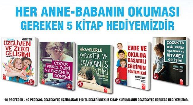 Her Anne - Babanın Okuması Gereken 5 Kitap Hediyemizdir