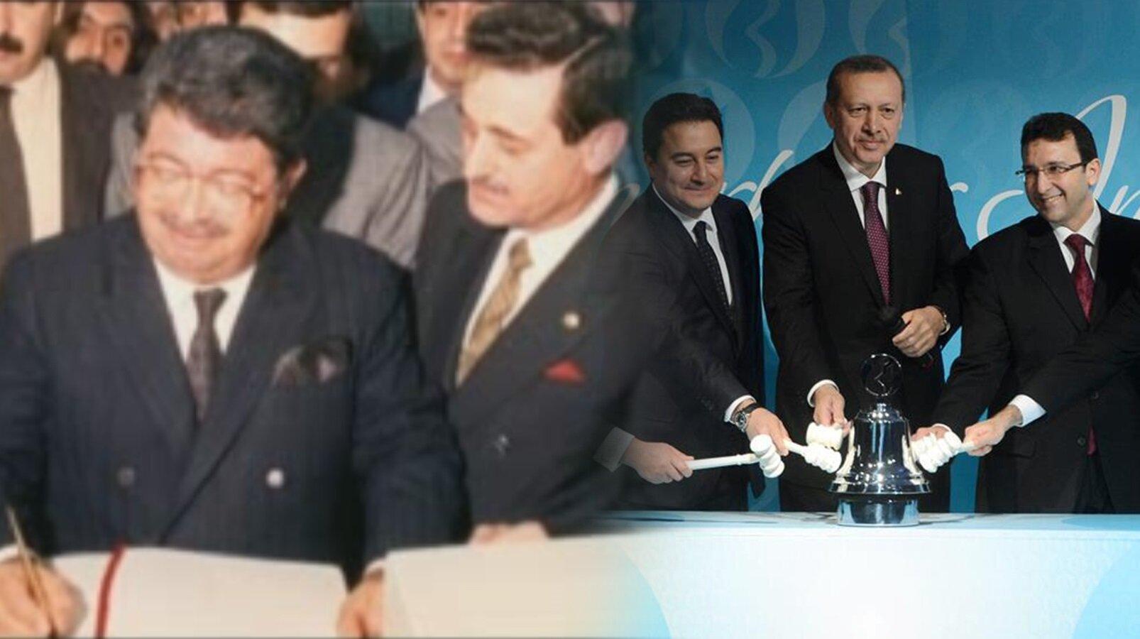 İMKB'den BİST 100'e Türkiye'de borsa tarihi.