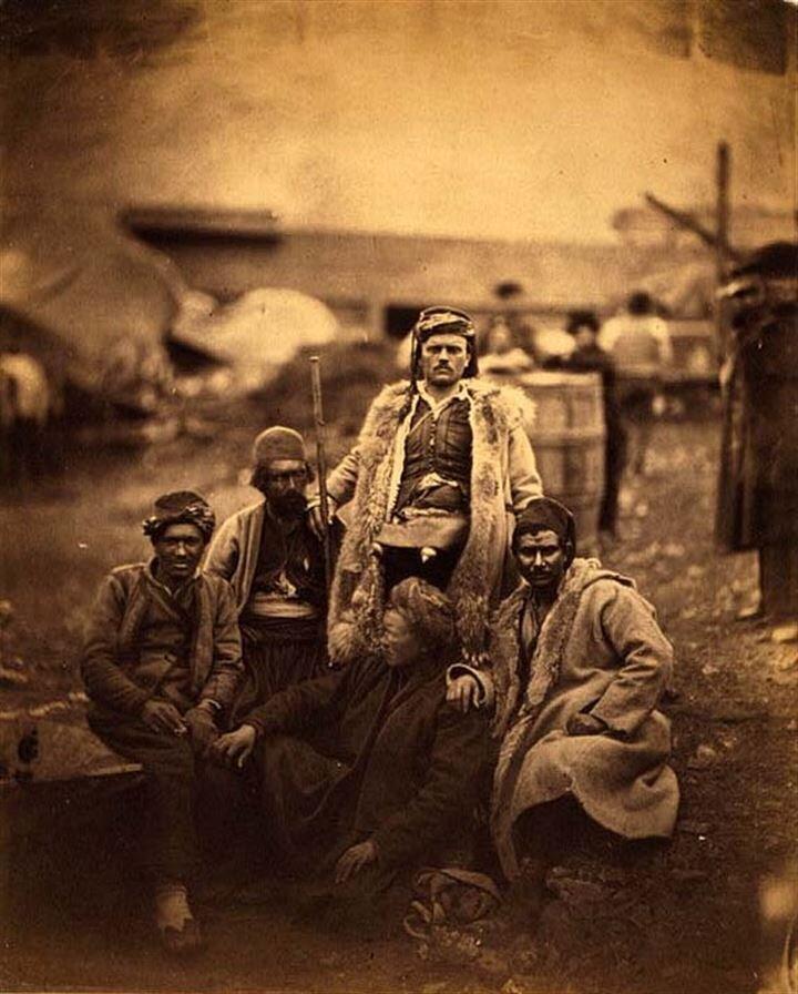 İşte tarihin ilk savaş fotoğrafları...