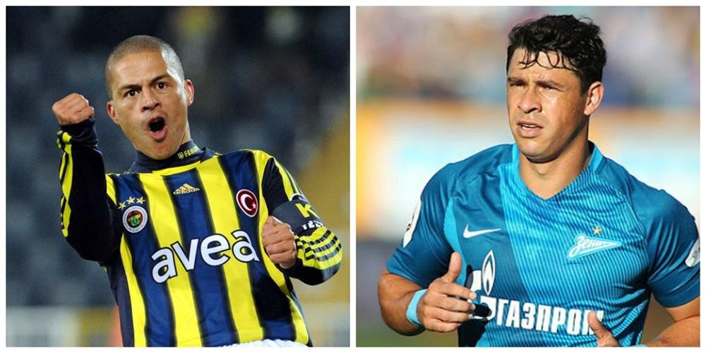 Alex'ten Fenerbahçe'nin yeni transferi Giuliano'ya  mesaj var