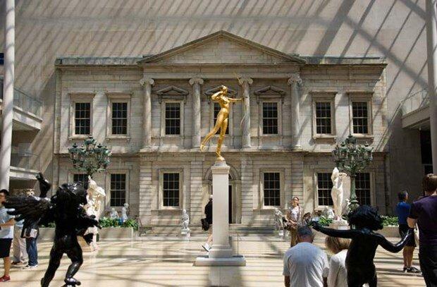 İnternetten gezilebilen dünyaca ünlü müzeler