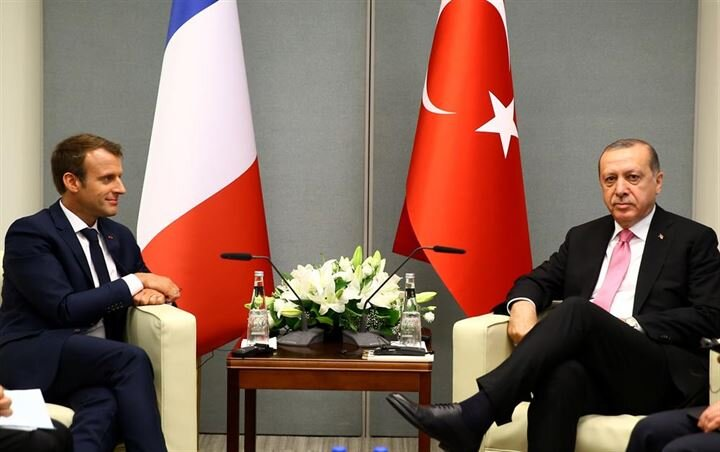 Erdoğan meets with world leaders on sidelines of UN General Assembly