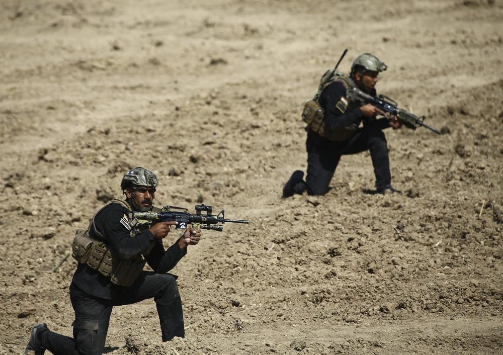 Turkey continues military drills with Iraqi army near border